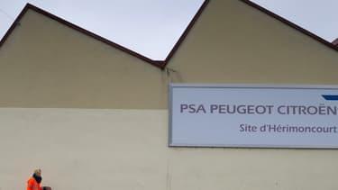 PSA a présenté aux syndicats un projet de fermeture du site historique de Hérimoncourt (Doubs), dont les près de 200 salariés se verront proposer un reclassement sur d'autres sites de la région.