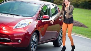 La Nissan Leaf est la voiture électrique préférée en Europe. Plus globalement les immatriculations de voiture électriques ont progressé de 52% depuis le début de l'année selon Avere-France.