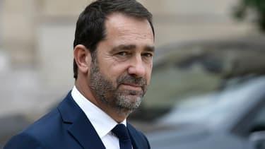 Christophe Castaner, porte-parole du gouvernement et secrétaire d'État chargé des relations avec le Parlement