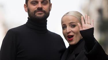 Madame Monsieur, duo qui représente la France au concours de l'Eurovision 2018