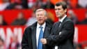Sir Alex Ferguson et Roy Keane