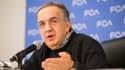 Sergio Marchionne va quitter ses fonctions à la tête de Fiat Chrysler