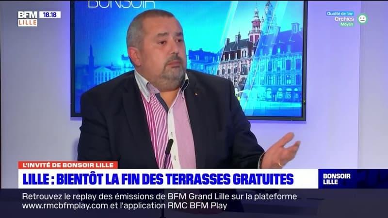 Lille: le gérant du restaurant Alcide regrette la fermeture des terrasses éphémères au 30 septembre