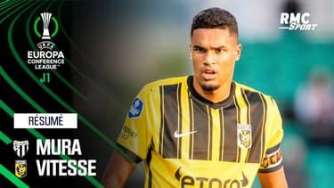 Résumé : Mura 0-2 Vitesse - Conference League J1