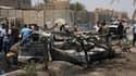 L'Irak frappée par une série d'attentats. Ici en juillet 2012.