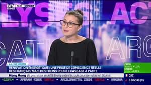 Marie Coeurderoy: Rénovation énergétique, une prise de conscience réelle sans passage à l'acte - 21/10