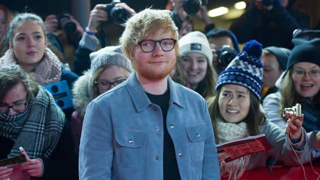 Ed Sheeran en 2018