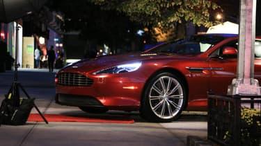 Malgré une hausse des ventes, Aston Martin est en pertes au 1er trimestre, à cause de frais financiers et de la baisse des livraisons de voitures en série limitée.