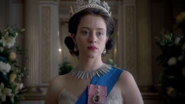 Claire Foy dans The Crown