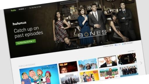 Le Site de vidéos en ligne Hulu pourrait bien être vendu plus d'un milliard de dollars.