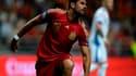 Diego Costa sous le maillot de l'Espagne
