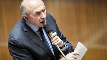 Gérard Collomb confiant pour sa loi asile et immigration
