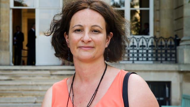 Jennifer de Temmerman à Paris, le 22 juin 2017.
