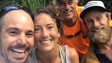 Amanda Eller a été retrouvée vivante au fond d'un ravin à Hawaï, le 24 mai 2019