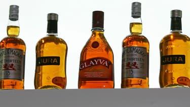 Pour limiter la consommation d'alcool, l'Écosse va désormais fixer un prix minimum. (image d'illustration)
