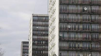Les images d'une expulsion musclée à la cité des 4000 (93) circulent sur le net