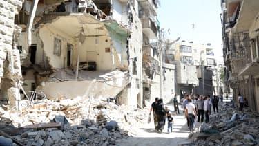 Syrie - Photo d'illustration
