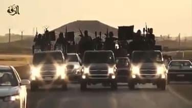 Daesh se finance également par les enlèvements et le trafic d'œuvres d'art.
