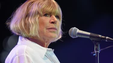 Marianne Faithfull en 2016
