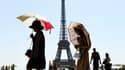 Entre Paris et les zones rurales, les écarts de températures peuvent atteindre 10 degrés.