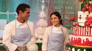 """Un concours de pâtisseries de Noël dans """"The Princess Switch"""""""