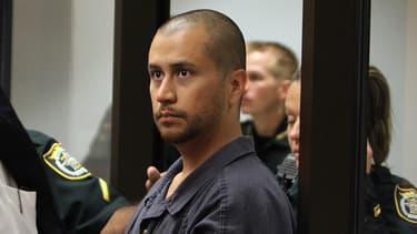 George Zimmerman lors de son procès, en 2012.