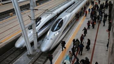 La Chine investit en masse dans ses infrastructures de trasnports.