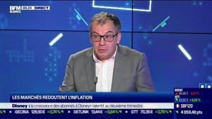 Les Experts: Les marchés redoutent l'inflation - 14/05