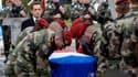 Obsèques des militaires tués à Montauban