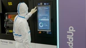 AddUp : une nouvelle génération de machine pour l'industrie 4.0