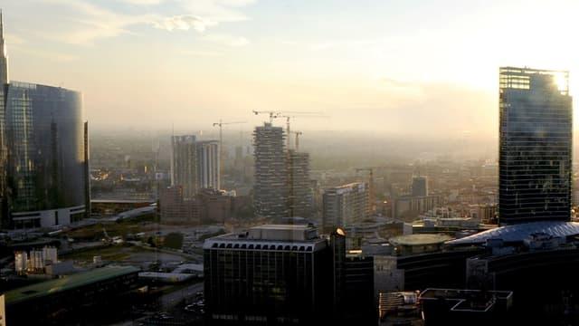 Le Qatar vient de devenir propriétaire à 100% du quartier d'affaires milanais où se trouve notamment le siège d'Unicredit, la première banque d'Italie.