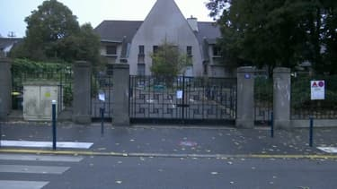 L'école de Pantin où une directrice s'est suicidée, en septembre 2019