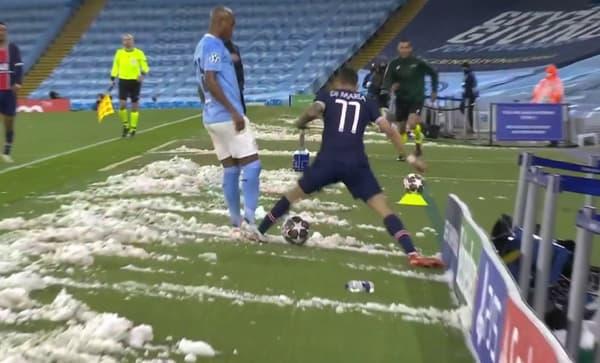 Manchester City-PSG: Di Maria exclu pour un mauvais geste