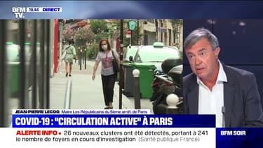 """Covid-19: le maire du 6e arrondissement de Paris réclame """"des protocoles clairs"""""""
