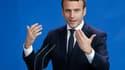 Emmanuel Macron va s'exprimer à Davos.