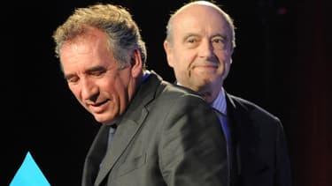 François Bayrou et Alain Juppé pourraient s'allier en vue de 2017