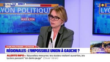 """Transports en Auvergne-Rhône-Alpes: pour Cécile Cukierman """"la région doit passer à l'offensive sur la réouverture des lignes de trains"""""""