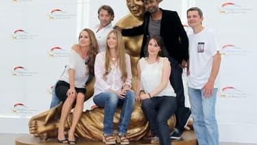 """Le casting des """"Mystères de l'amour"""" en 2011"""