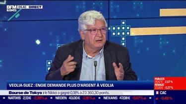 Les Experts : Veolia-Suez, Engie demande plus d'argent à Veolia - 18/09