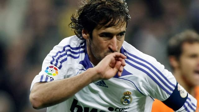 Raul quitte le Real Madrid