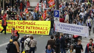 La mobilisation a été en hausse à Paris