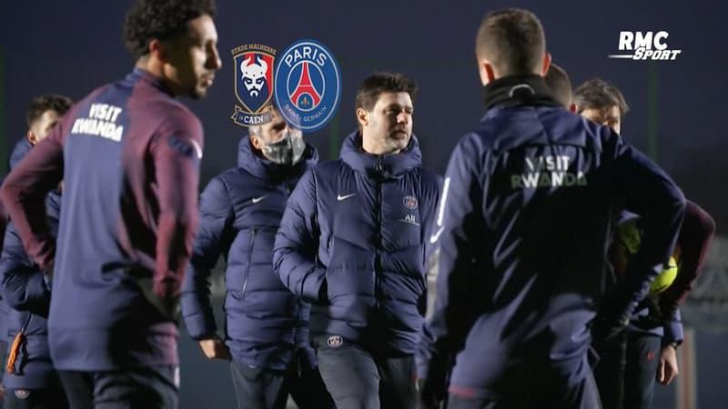 Coupe de France : Le PSG ne compte pas faire tourner à Caen (et ne pense pas encore au Barça)