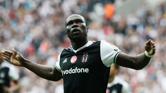 Vincent Aboubakar - Besiktas