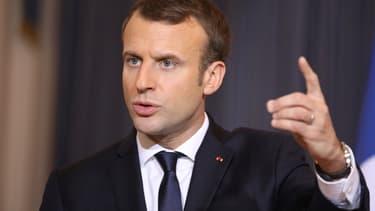 Emmanuel Macron veut réformer l'asurance-chômage.
