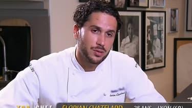 Florian de Top Chef
