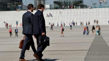 35% des cadres sondés souhaiteraient changer d'emploi dans un délai de moins d'un an; c'est deux points de plus en un an.