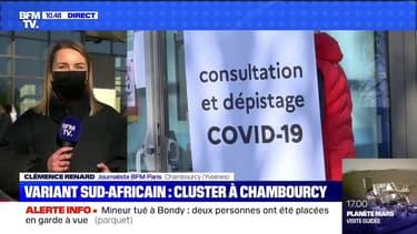 12 cas de variants sud-africains détectés à Chambourcy dans les Yvelines