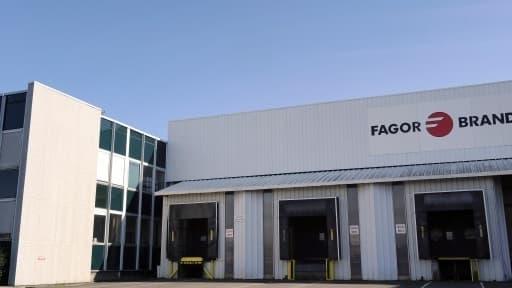 FagorBrandt emploie environ 1.800 personnes en France