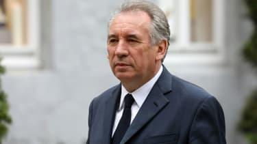 François Bayrou, photo du 10 mai 2018