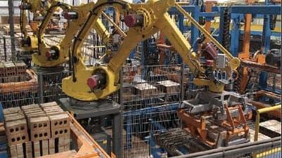 La robotique industrielle est à la peine en France
